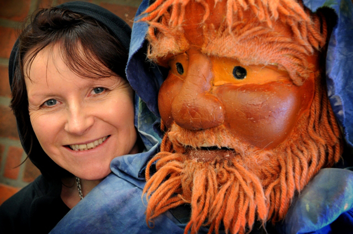 Quality puppet theatre in the UK - Scotland, England, Wales